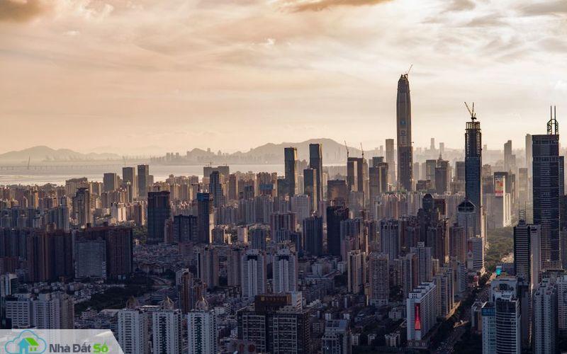 Đầu tư BĐS Trung Quốc tăng trưởng mạnh nhất trong vòng 3 năm