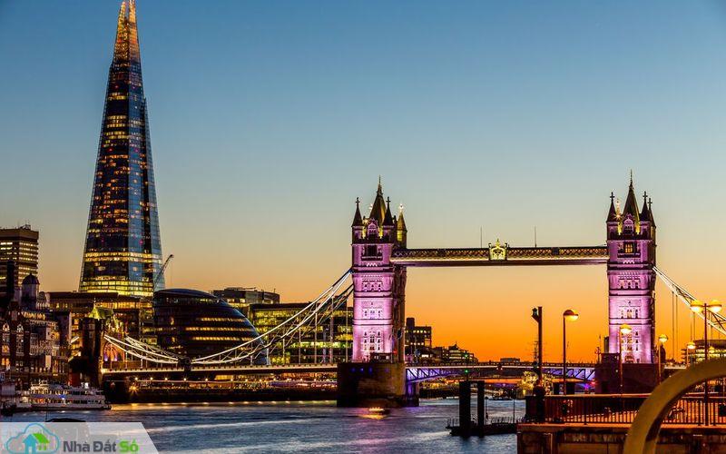 London sắp có thêm hơn 500 tòa tháp cao tầng