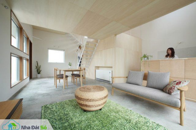 Cặp vợ chồng Nhật sở hữu ngôi nhà nhỏ mà đẹp như mơ - Ảnh 2.