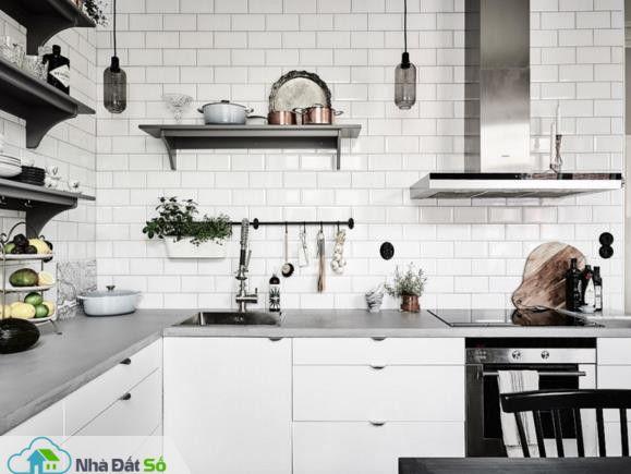 Căn hộ trắng đẹp đến từng milimet với phong cách Scandinavia - Ảnh 6.