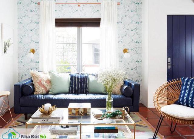 10 ý tưởng biến hóa phòng khách rộng không ngờ - Ảnh 3.