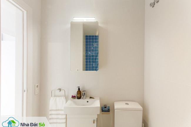Căn hộ 60m² sở hữu nội thất được đo ni đóng giày siêu đáng yêu  - Ảnh 16.