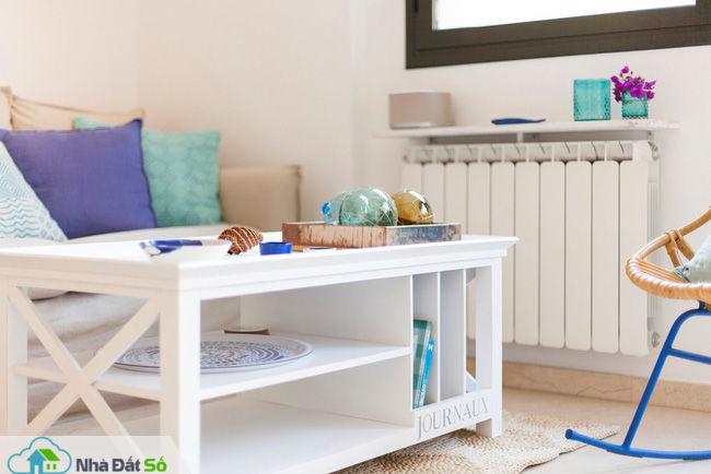 Căn hộ 60m² sở hữu nội thất được đo ni đóng giày siêu đáng yêu  - Ảnh 5.