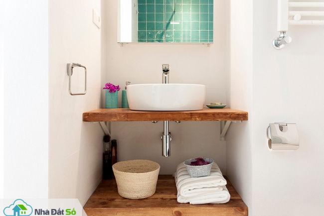 Căn hộ 60m² sở hữu nội thất được đo ni đóng giày siêu đáng yêu  - Ảnh 13.
