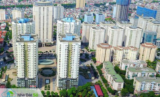 Cư dân phản ứng nhồi thêm cao ốc 18 tầng vào khu đô thị kiểu mẫu Hà Nội  - Ảnh 1.