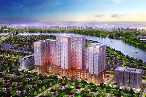 SaigonMia - Đẳng cấp kiến trúc châu Âu tinh tế