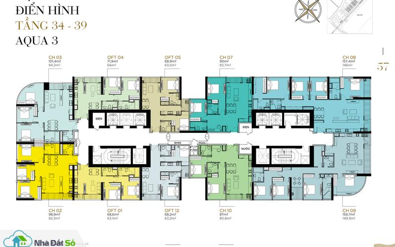 5e1d4f18addadc5515a1c19e01b30fe5 Đánh giá chi tiết căn hộ Vinhomes Golden River Aqua 3