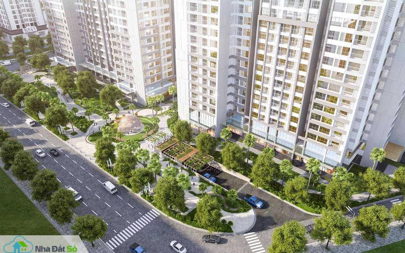 9c81b873e4ea1f1f32120e0b38fe2b1c Park Hill Premium   Mật độ xây dựng quyết định không gian sống