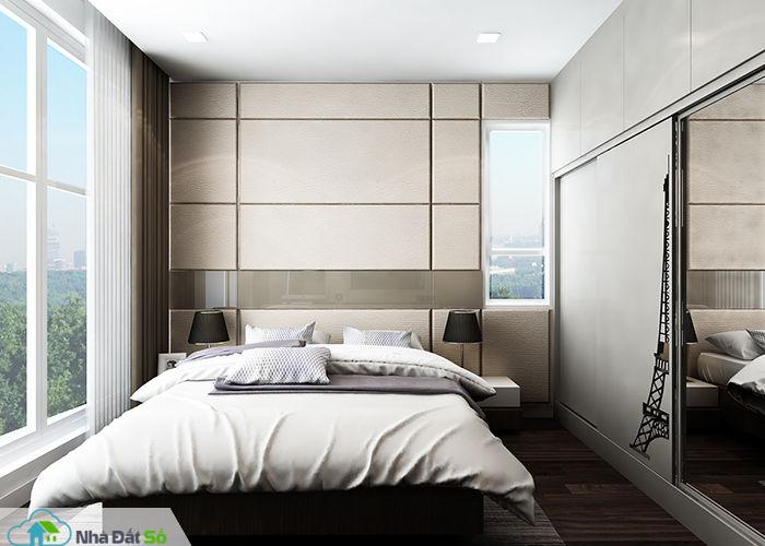 4e98aa8e4e9aeb337660544ab746cef2 Căn hộ Sunrise Riverside: Đẳng cấp ngay từ phòng ngủ
